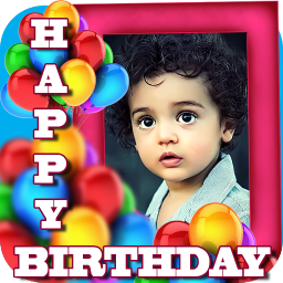 Birthday Greeting Cards Maker Create Photo Frames