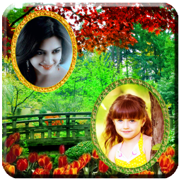 dual nature photo frames - Nature Photo Frames