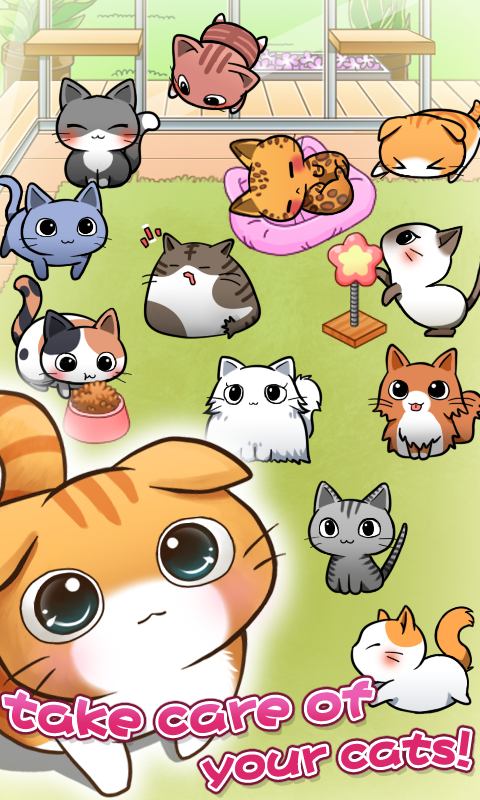 Cat Room - Cute Cat Games App Ranking and Store Data | App Annie