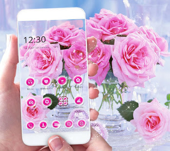 Pink Rose Love Theme App Ranking And Store Data App Annie