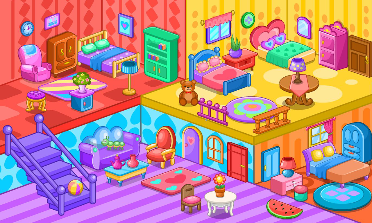 Home Decoration Game App