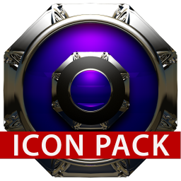St Moritz Icon Pack Hd Blue Black App Ranking And Store Data App Annie