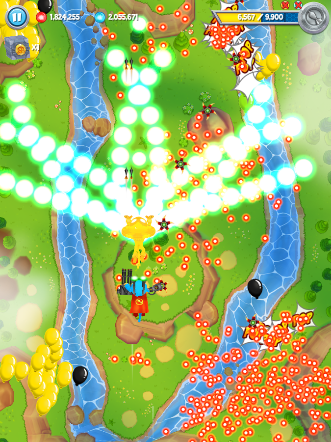 Bloons Supermonkey 2 App Ranking and Store Data | App Annie