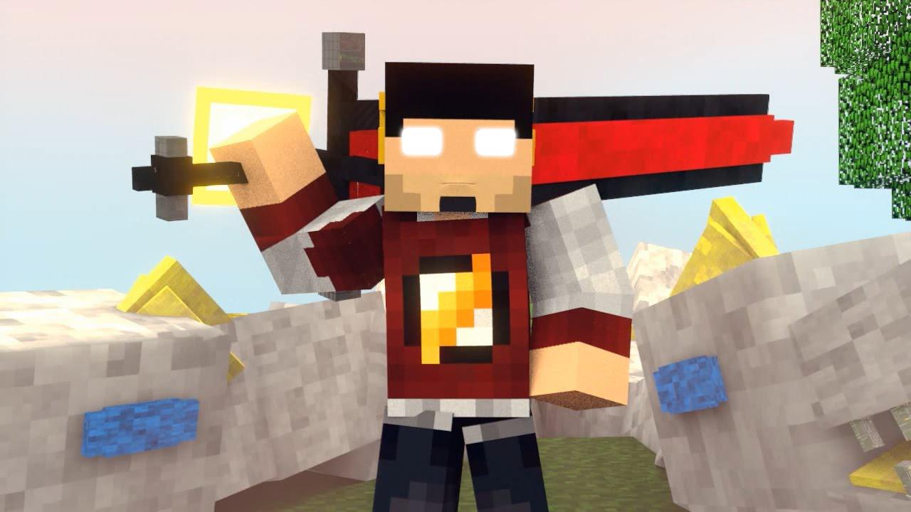 Скин Херобрин для Minecraft