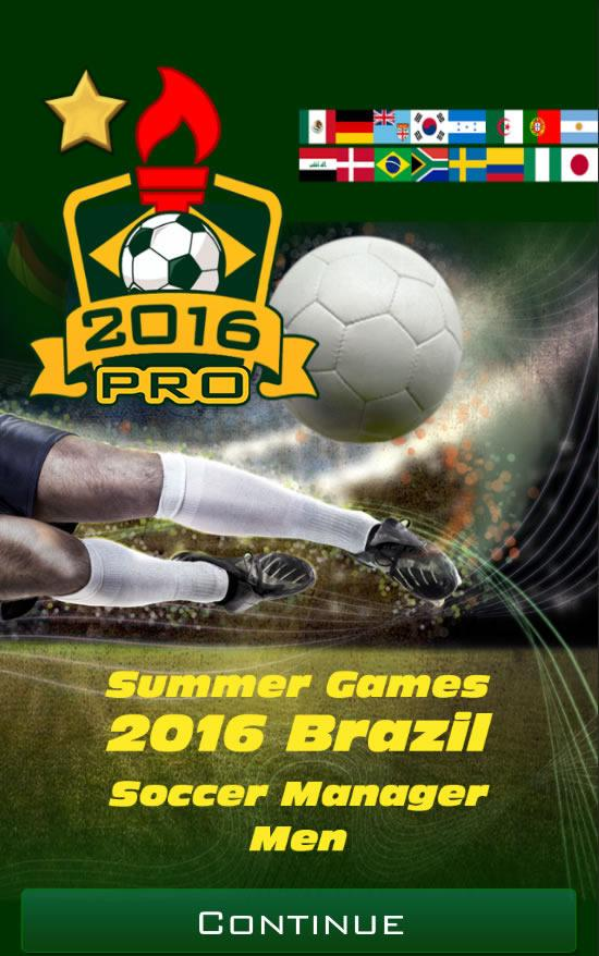 Brazil 2016 Soccer Manager Pro App Ranking and Store Data | App Annie