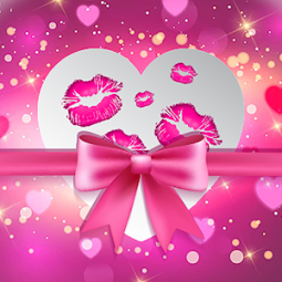 Pink Live Wallpapers for Girls App