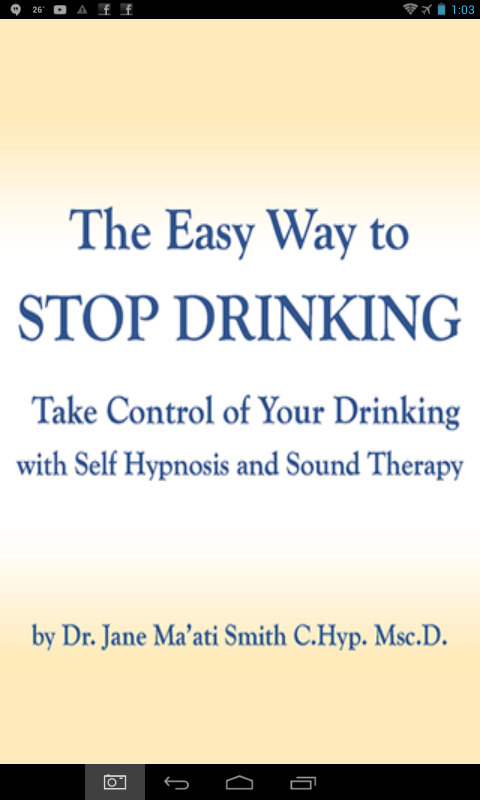 Self Hypnosis to Stop Drinking App Ranking and Store Data