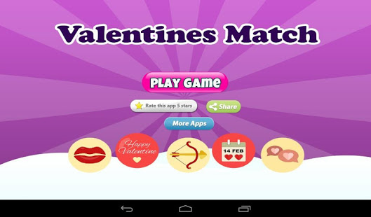 Valentines Matching Game App Ranking and Store Data | App Annie