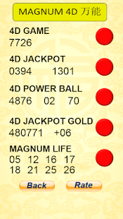 4D Lucky Number App Ranking and Store Data   App Annie