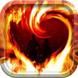 Fire Live Wallpaper App Ranking And Store Data