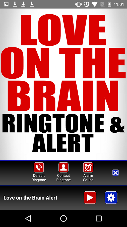 Love on the Brain Ringtone App Ranking and Store Data | App