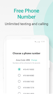 2ndLine - Second Phone Number App Ranking and Store Data