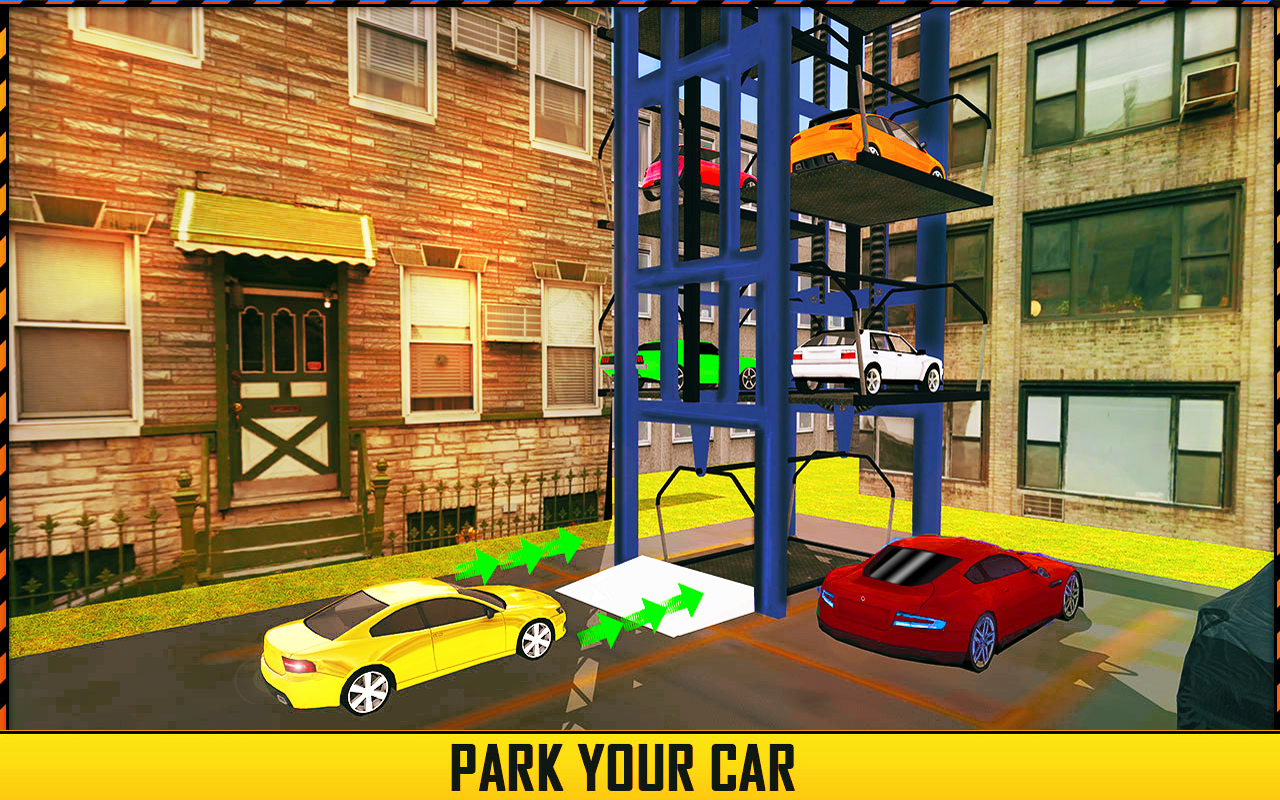 Modern Car Smart Parking Game App Ranking and Store Data | App Annie