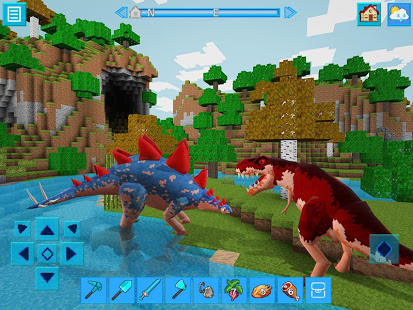 DinoCraft Survive & Craft Pocket Edition App Ranking and