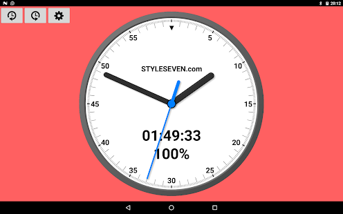 Stopwatch and Timer-7 App Ranking and Store Data | App