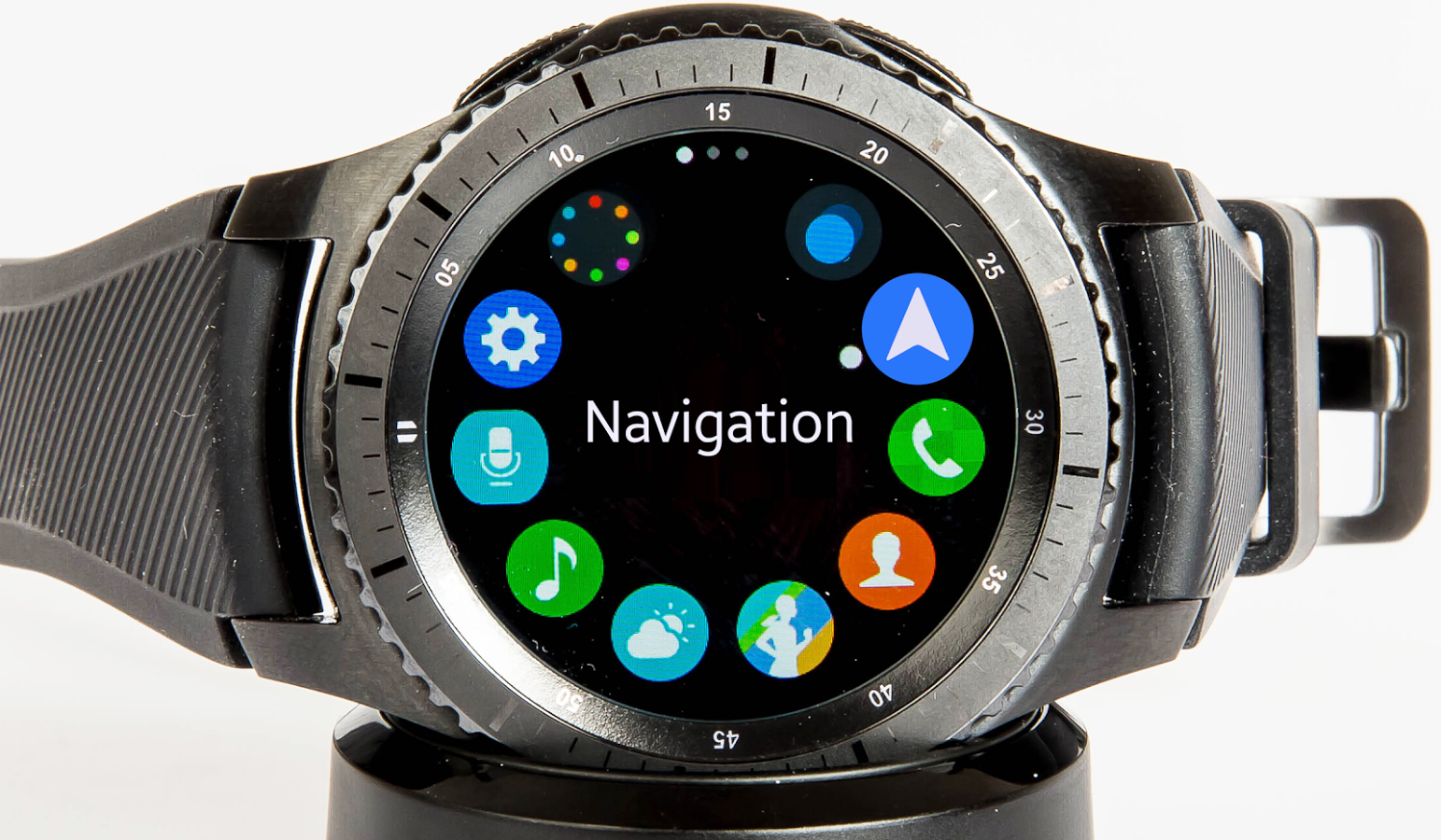 Gear navigation for s2s3sport app ranking and store data app annie and displayed on your phone go to settings more applications maps and enable show notifications restart smartphone and gear watch publicscrutiny Images