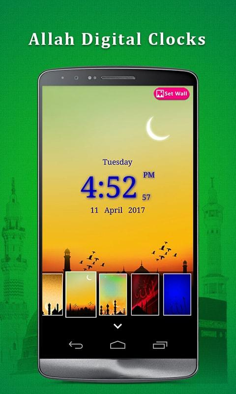 Allah Clock Photo Editor App Ranking and Store Data | App Annie
