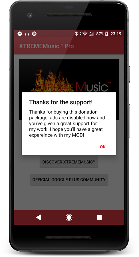 XTREMEMusic™ Pro App Ranking and Store Data | App Annie