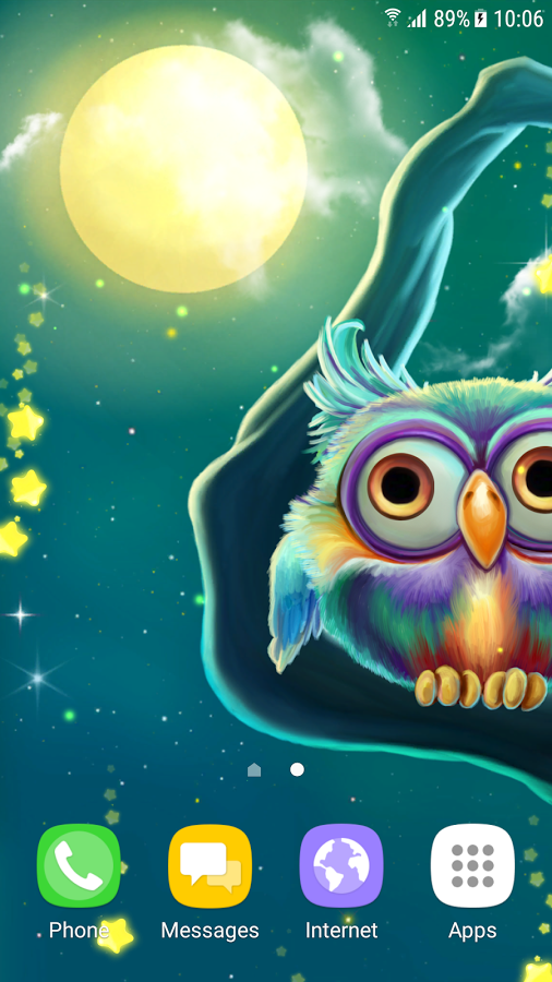 Cute Owls Live Wallpaper App Ranking and Store Data | App ...