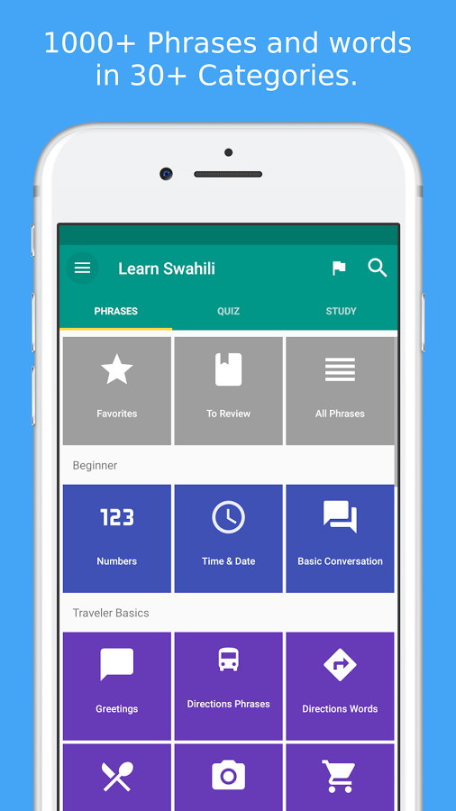 Simply learn swahili app ranking and store data app annie have fun learning swahili m4hsunfo Choice Image