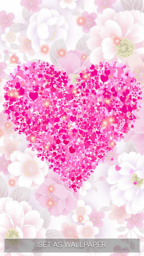 Flowers Images Animated Hearts Wallpapers Photos Are The Best Fantasy Hd Live For Phone And Tablet Enjoy