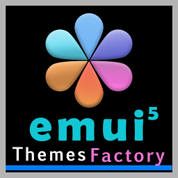 Dark Mode Pro theme for Huawei EMUI 5/5 1/8 App Ranking and Store