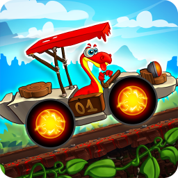 Dino World Speed Car Racing Astuce Hack