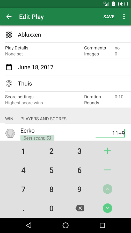 Board Game Stats: Play tracking for tabletop games App