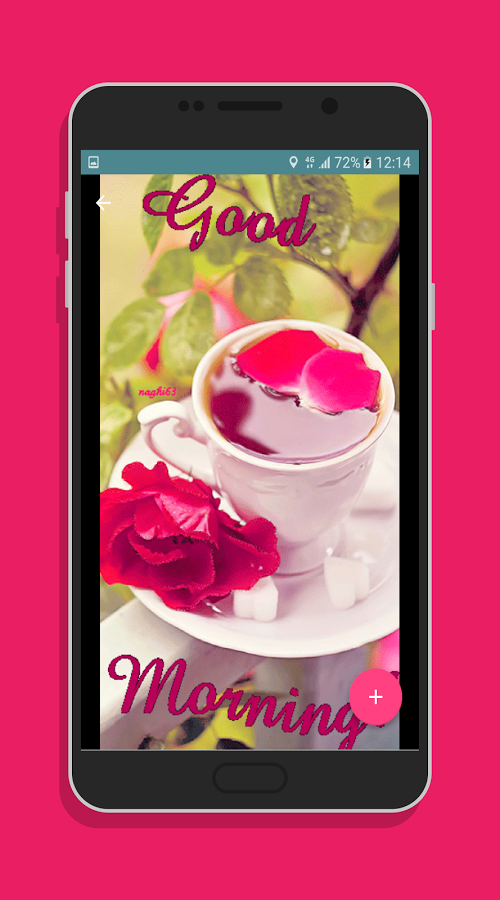 Good Morning & Good Night GIF App Ranking and Store Data