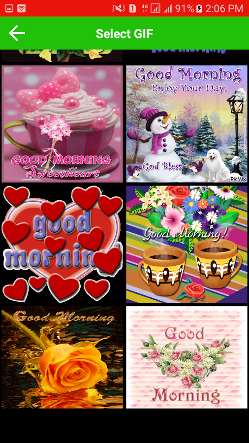 Good Morning Gif 2019 App Ranking and Store Data | App Annie