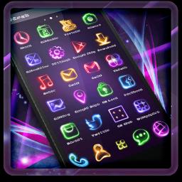 ネオンライトアイコンパック テーマ アプリランキングとストアデータ App Annie