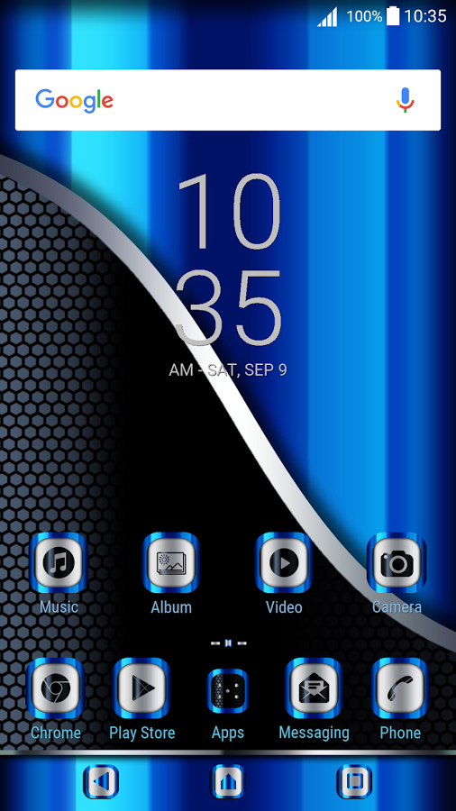 Blue Carbon For XPERIA™ App Ranking and Store Data | App Annie