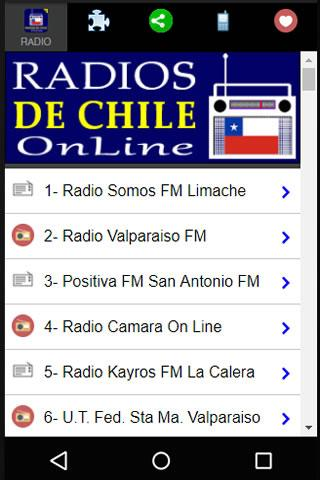 OnLine Radios from Chile App Ranking and Store Data | App Annie