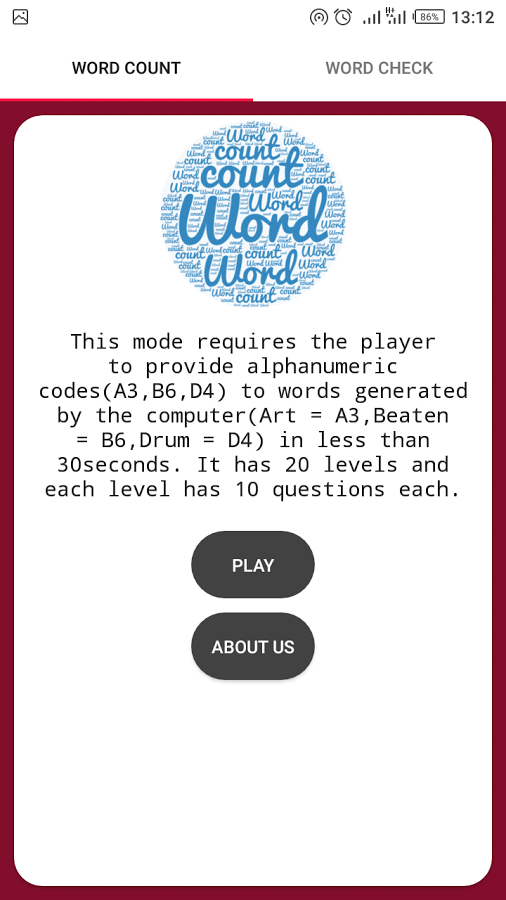 Word check challenge App Ranking and Store Data | App Annie