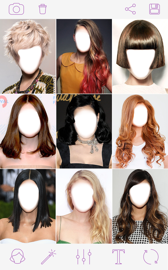 Woman Hairstyles 2018 App Ranking And Store Data App Annie