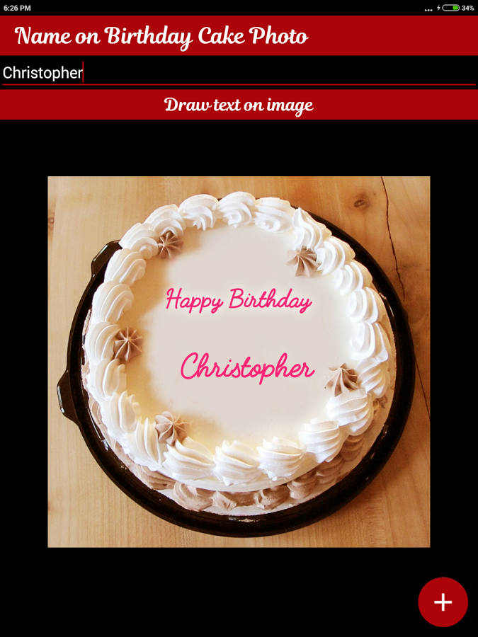 Name On Birthday Cake App Is The Easiest To Make Greetings Download For FREE And Prepare Unique Designs Share It With Your
