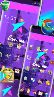 Live me Launcher App Ranking and Store Data | App Annie