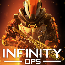 INFINITY OPS: Sci-Fi FPS Hack Deutsch