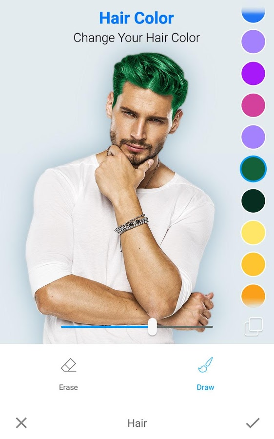 Handsome Men Editor Hair Styles Mustache Abs App Ranking And