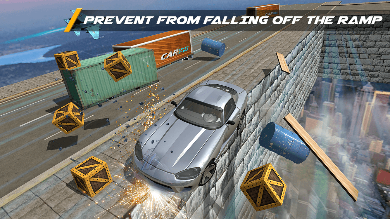 Car Crash Game Real Car Crashing 2018 App Ranking And Store Data