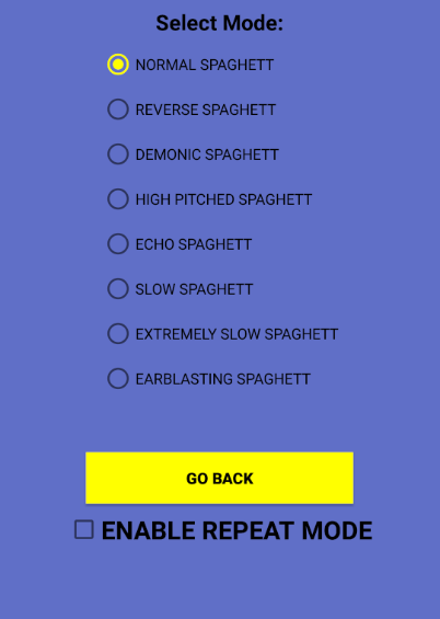 Somebody Toucha My Spaghet Soundboard Meme Button App Ranking and