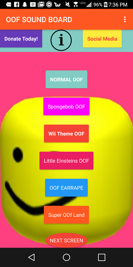 OOF SoundBoard Ad-Free App Ranking and Store Data | App Annie