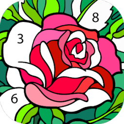 Color by Number – New Coloring Book App Ranking and Store Data | App ...