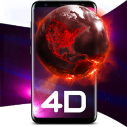 Live Wallpapers HD/3D AMOLED Backgrounds--Pixel 4D