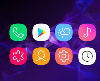 S9 UI - Icon Pack App Ranking and Store Data | App Annie