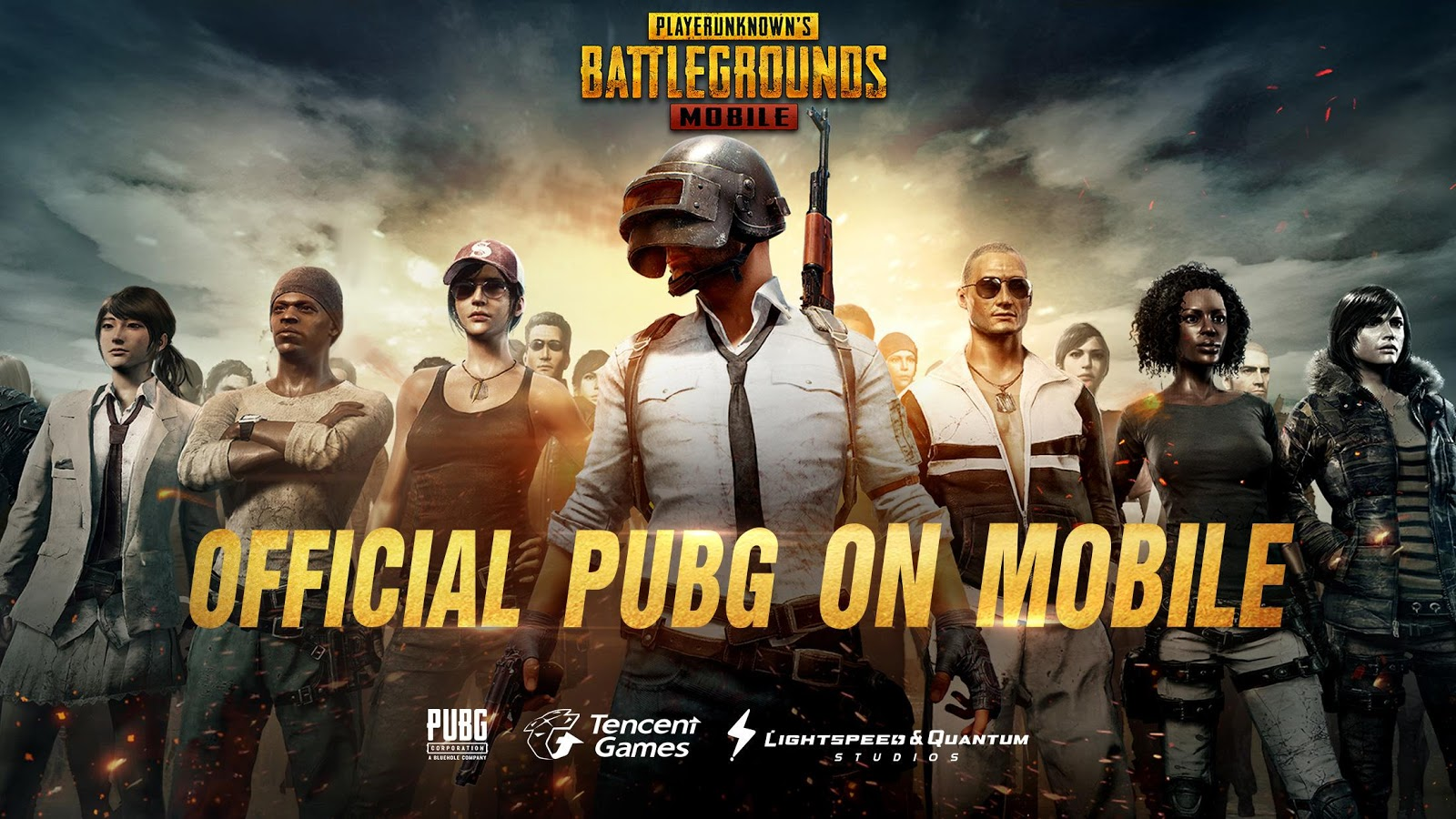 Download PUBG Mobile v0.3.2 Mod Apk