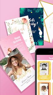 Invitation Maker Flyer Creator App Ranking And Store Data