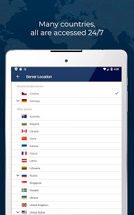 RusVPN – fast and secure VPN service for Android App Ranking and