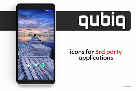 qubiq icon pack 🌟 App Ranking and Store Data | App Annie