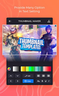 Thumbnail Maker: Youtube Thumbnail & Banner Maker App Ranking and